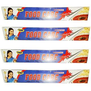 Food Care Aluminium Foil 21 Mtr x 4pcs