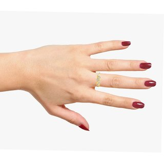 Silveria Designer Ethnic Bollywood Style Party Wear Ring