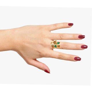 Silveria Designer Women Wedding Party Wear Women Ring