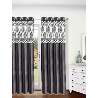 Universal Curtains New Design Fast Multi Color Long Door Window Size 9x4 Feet Mc1541 Online Get 30 Off