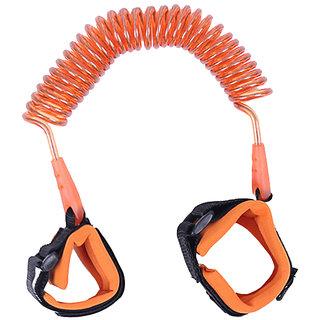 Futaba Kids Anti-lost Strap Wrist Link Walking Harness - Orange - 2m