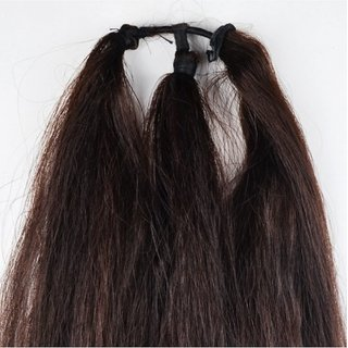 1brown colour hair parandi hair accessories