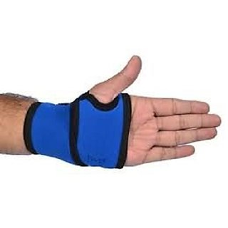 Ossden Neo Wrist Thumb Binder -blue black