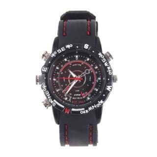 Onsgroup Original 4GB Camera Wrist Watch DVR sportz model with Fiber Strap