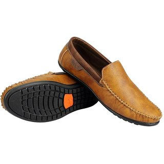 905 Loafers For Men  (Tan)