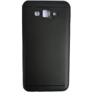 Samsung Galaxy J2 Soft Silicon Black Phone Cover