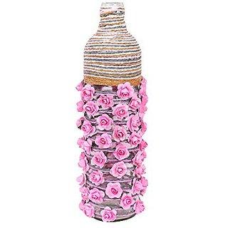 Handmade Decor Flower Showpiece Light Lamp