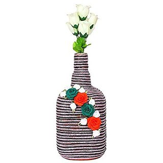 CHRISTIMAS DEacuteCOR VASES FLOWER AND DEacuteCOR LAMP