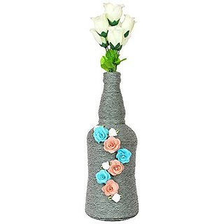 Awesome Vstu Classic Christmas Deacutecor Flower Vases And Lamp- Multicolor