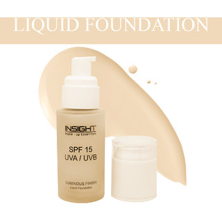 INSIGHT LIQUID FOUNDATION Medium Beige (40ml-FD-02FFE5C4)
