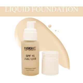 INSIGHT LIQUID FOUNDATION Medium Beige (40ml-FD-02FFE5C4)