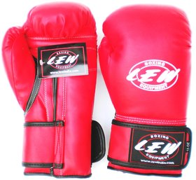 LEW Club Boxing Gloves-10oz