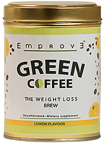 Emprove's Green Coffee and Garcinia Cambogia Pre Mix Drink Lemon Flavour