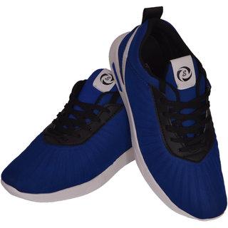 Sukun Royal Blue Sport Shoes For Men