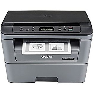 Brother DCP-L2520D Monochrome Multi-Function Color Laser Printer (Black)