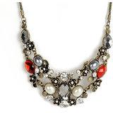 "The Pari Multi Color 10"" Necklace"