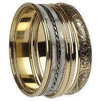The Pari Gold Bracelet For Women