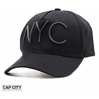 Buy NYC cotton baseball cap Online - Get 65% Off a1d56e12910