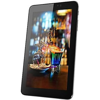 Micromax Canvas Tab P701  7 Inch Display, 8   GB, Wi Fi + 4G Calling, Blue  With Calling