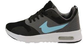 Max Air Sports Shoes 004 Black Dark Grey Sky