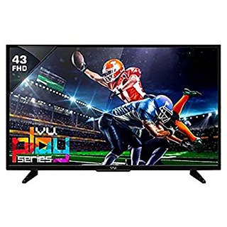 Vu 43BS112 43 Inch Full HD Smart LED TV Image