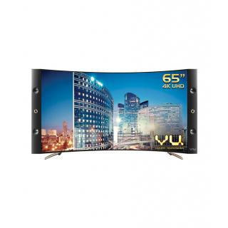 Vu 65XT800 65 Inch Curved 3D Smart 4K LED TV