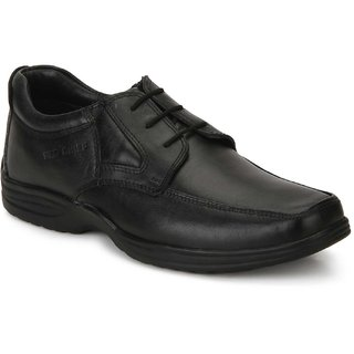Redchief Rc2080 Black Formal Shoes For MenS