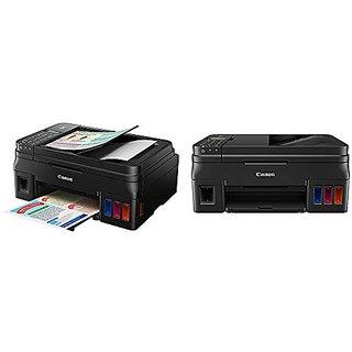 Canon Pixma G4000 Inkjet Printer (Black)