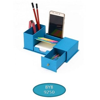 Office Table  Note Book pen stand mobile holder BY BJA9250