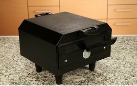 chefman micro combo electric tandoor with full accessories.