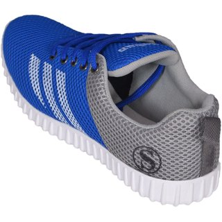 b84df8ed46b3a Buy Sukun Sky Blue Casual Shoes For Men Online - Get 60% Off