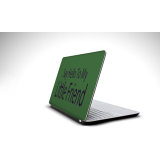 Snooky Nature laptop vinyl skin decal