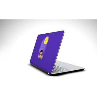Snooky Ace 5 Board laptop vinyl skin decal