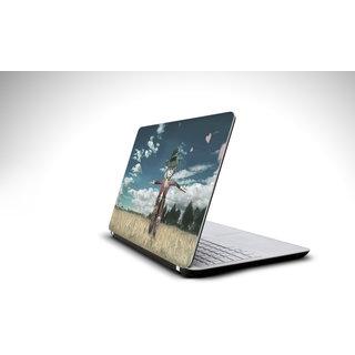 Snooky Wall laptop vinyl skin decal