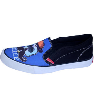 Rexona Sportif Royal Blue & Black Fashionably Top Quality Casual Shoes For Men In Various Sizes - Simley