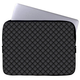 Inducekart Black is Black 10 inch Laptop Sleeve