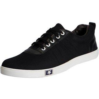 FAUSTO Black Men's Sneakers