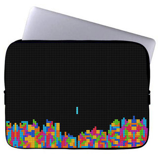 Inducekart Brick Game 10 inch Laptop Sleeve
