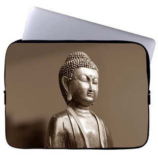 Inducekart Buddha 10 inch Laptop Sleeve