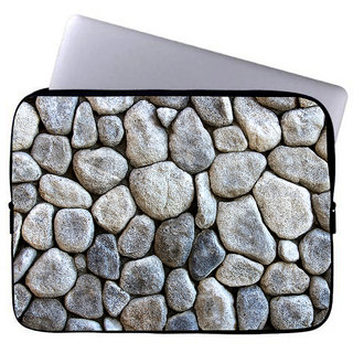 Inducekart Classic Pebble 10 inch Laptop Sleeve