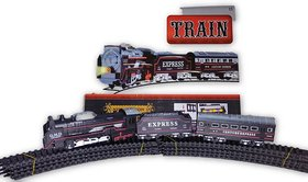 Goyal Battery Operated True Style Train  (Multicolor)