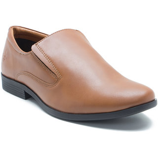 Bond Street By Red Tape Men'S Tan Formal Shoes