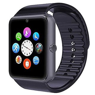 TRASS Certified Bluetooth Smart Watch GT08 Wrist Watch Phone with Camera & SIM Card Support
