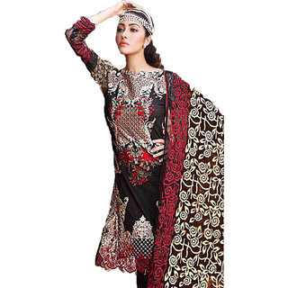 35afb26588 Buy Ethnic Trendy Chocolate Girl Pakistani Unstitched Dress Material ...