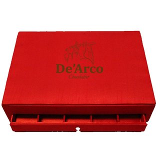 De' Arco Chocolatier - 44 Dark Chocolates