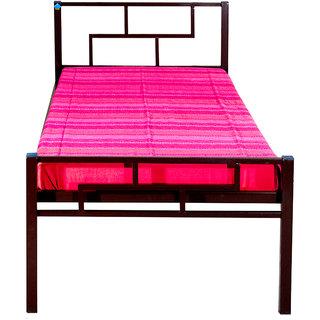 Delite Kom Aeron Metal Single Bed