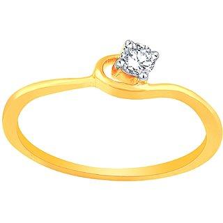 Glitterati By Asmi Diamond Ring PR19443SI-JK14Y