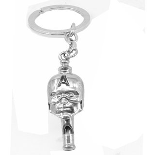 Faynci incridible A Man with A whistle and a whistling sound Key Chain