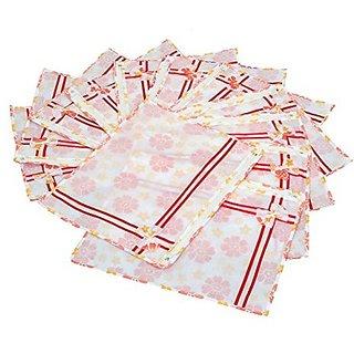 Fashion Bizz Printed Non Wooven Saree Cover Set Of 12 Pcs