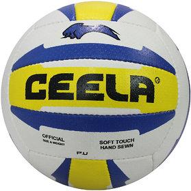 Ceela Sports PU 300 Volleyball (Size 4)